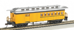 Bachmann 13503 1860 - 1880 Combine - Painted, Unlettered - Yellow